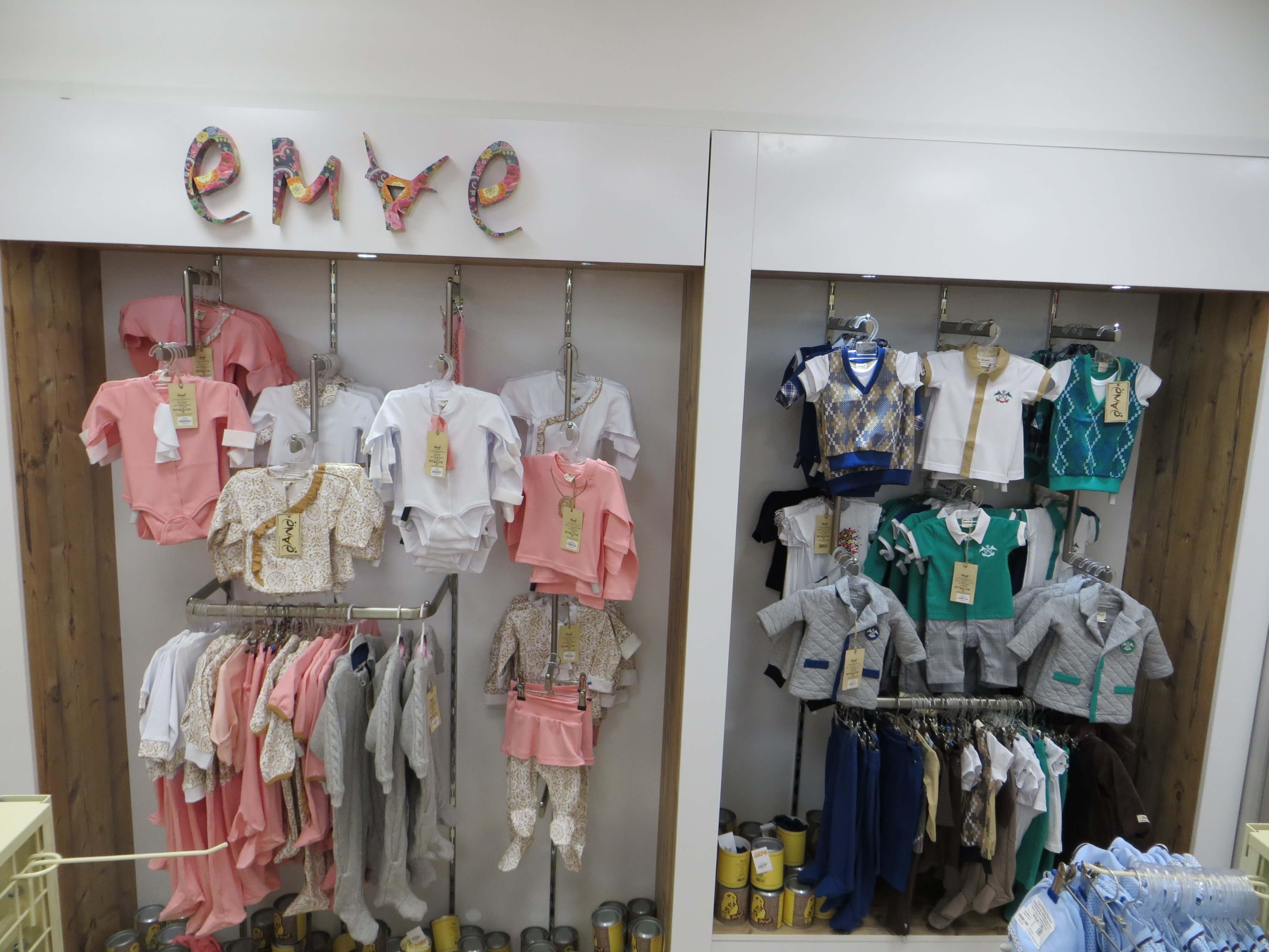 Открытие детского магазина - товары для новорожденных.